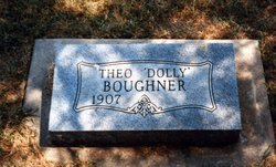 "Theo Alice ""Dolly"" <I>Burgess</I> Boughner"