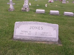 Sarah Ellen <I>Armstrong</I> Jones
