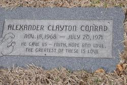 Alexander Clayton Conrad