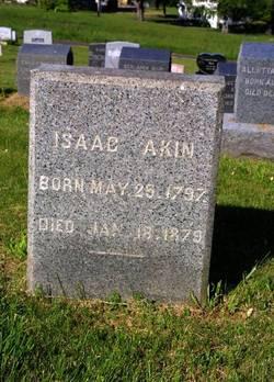 Isaac Akin