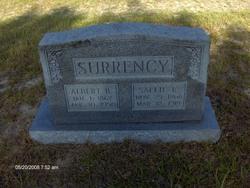 Sallie E <I>Bullard</I> Surrency
