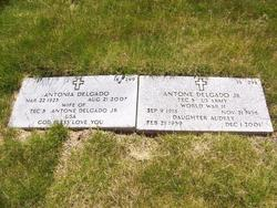 Antone Delgado, Jr