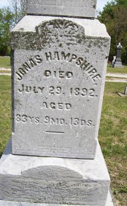 Jonas W. Hampshire