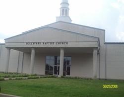 Boulevard Baptist Church Cemetery