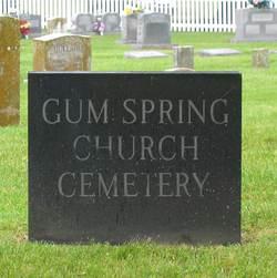 Gum Spring United Methodist Church Cemetery