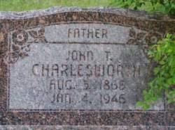 John Thomas Charlesworth