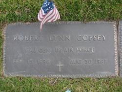 Gen Robert Lynn Copsey