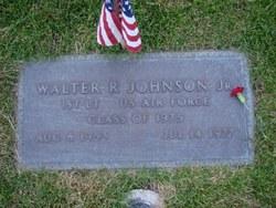 Walter R. Johnson, Jr
