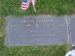 Helen Estelle <I>Maitland</I> LeMay