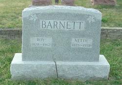 Nettie <I>Lamb</I> Barnett