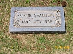 Fay Marie <I>Brinson</I> Chambers
