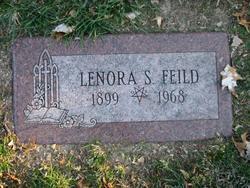 Lenora S. <I>Johnson</I> Feild