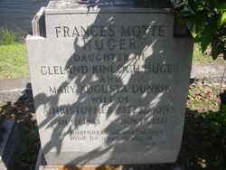 Frances Motte <I>Huger</I> Fitzsimons