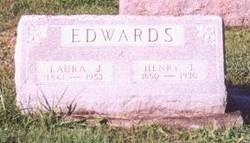 Laura Jane <I>Parrish</I> Edwards
