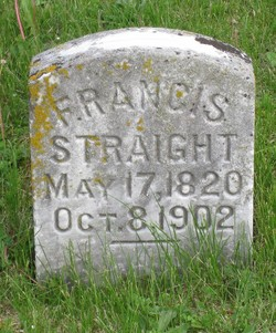 Frances <I>Russell</I> Straight