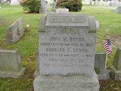 Corp Charles C. Boyes