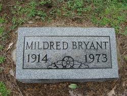 Mildred <I>Mayabb</I> Bryant