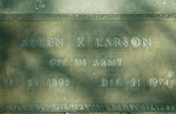 Allen K Larson