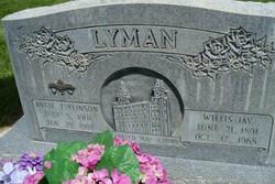 Angie <I>Finlinson</I> Lyman