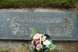 Mary Alice <I>Barkdull</I> Whitehead
