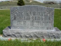 Thomas Josiah Tingey