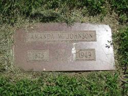 Amanda W. Johnson
