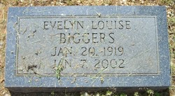 Evelyn Louise Biggers
