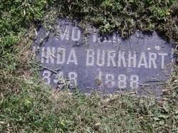 Malinda Ann <I>Burdick</I> Burkhart