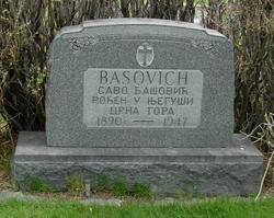 Savo Basovich