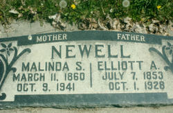 Malinda Stillwell <I>Loveridge</I> Newell