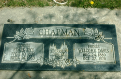 Pearl <I>Dye</I> Chapman