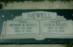 Ella Augusta <I>Millett</I> Newell
