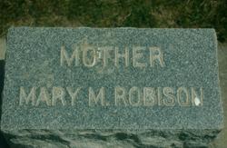 Mary Melissa <I>Driggs</I> Robison