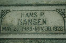Hans Peter Hansen