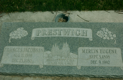 Merlin Eugene Prestwich