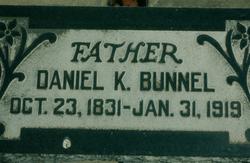 Daniel Kimball Bunnel