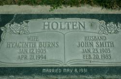 John Smith Holten