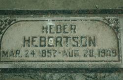 Heber Hebertson