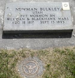 Pvt Newman Bulkley