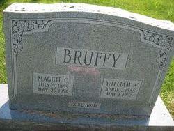 Maggie Betty <I>Claytor</I> Bruffy