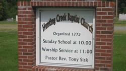 Hunting Creek Baptist Church Cemetery