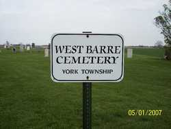 West Barre Cemetery
