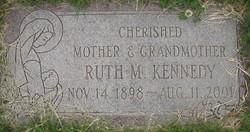 Ruth <I>Mileham</I> Kennedy