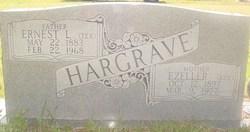 Ernest L Hargrave