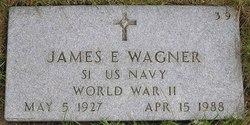 James E Wagner