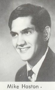 Michael Gerald Haston
