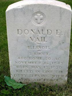 Donald Ezra Vail