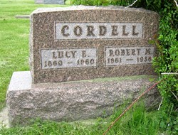 Lucy Ethlyn <I>Vail</I> Cordell