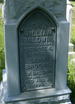 John William Baldwin