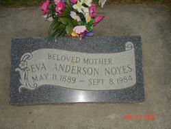 Eva Anderson Noyes
